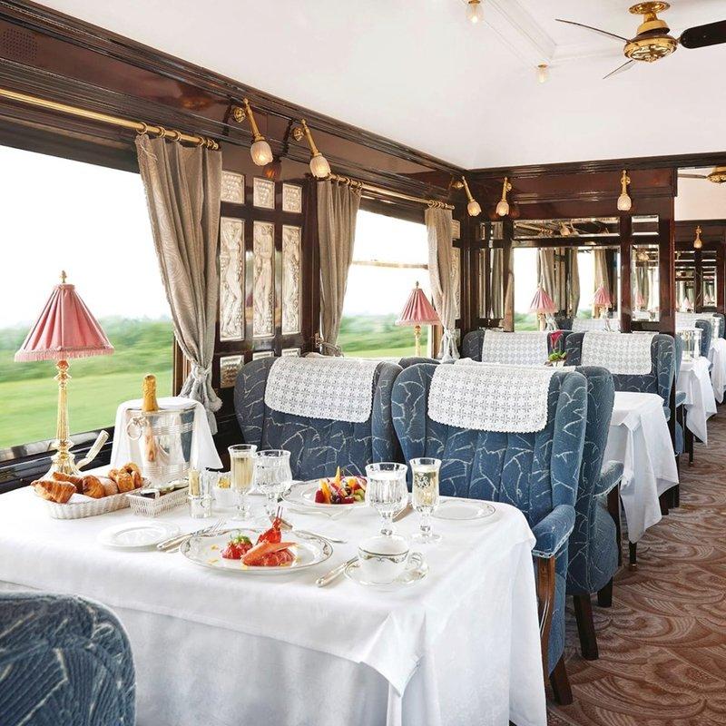 Εστιατόριο τρένου