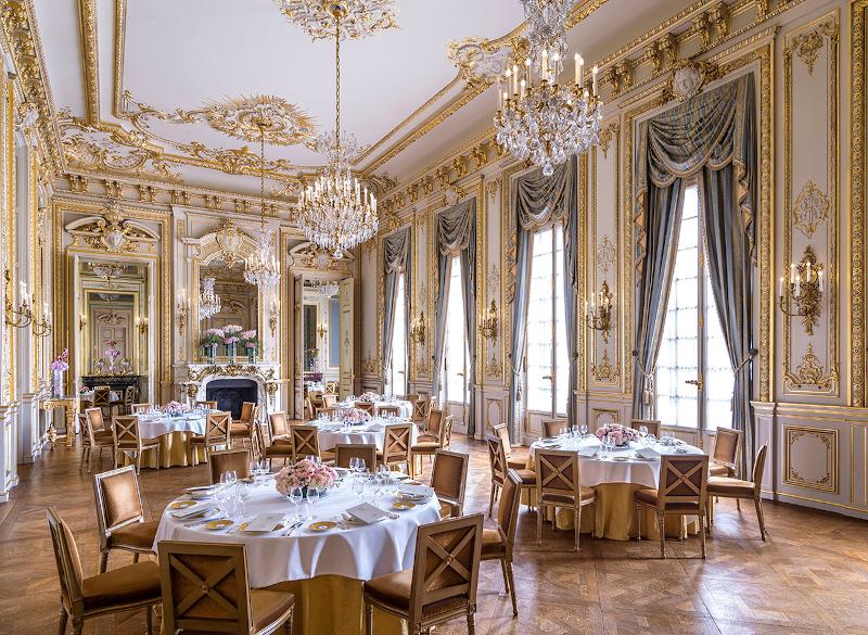 Εστιατόριο ξενοδοχείου στο Παρίσι