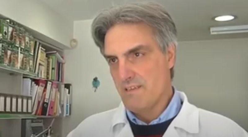 Ο πρόεδρος του Φαρμακευτικού Συλλόγου Θεσσαλονίκης Διονύσης Ευγενίδης