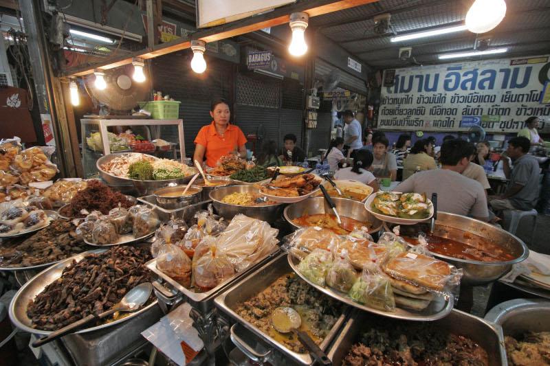 Μαγαζί στην αγορά Chatuchak Weekend Market