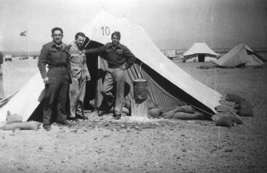 φανταροι σκηνη 1940