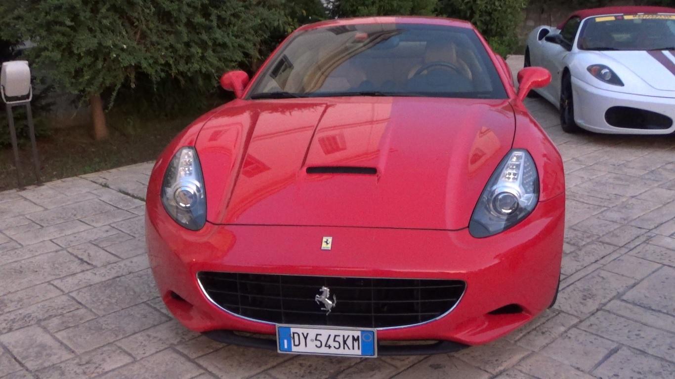 Στην Πάτρα το μεγαλύτερο Ferrari Club της Ιταλίας, Passione Rossa.