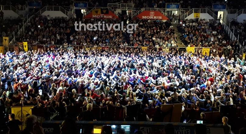 Πάνω από 2.500 χορευτές συμμετείχαν στο Φεστιβάλ Ποντιακών Χορών