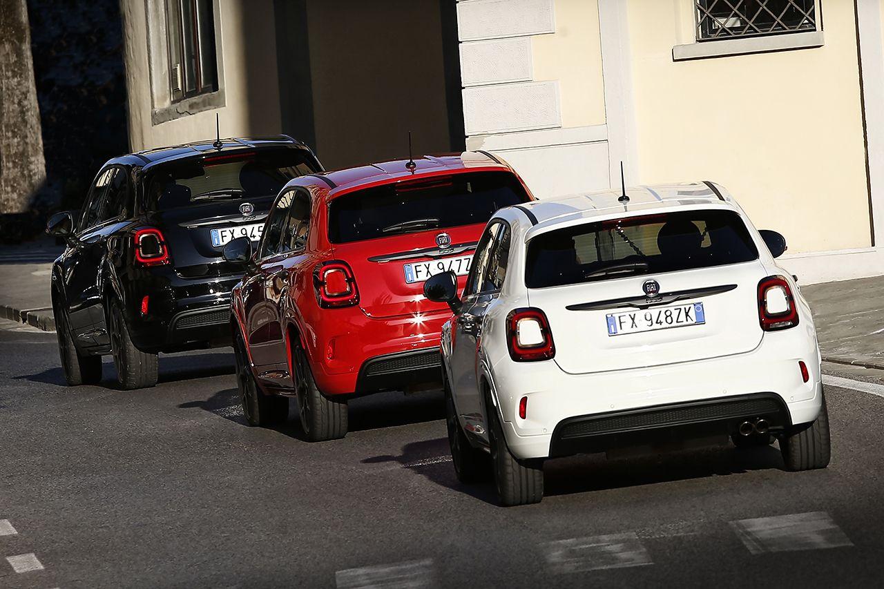 Νέα έκδοση Sport για το Fiat 500X
