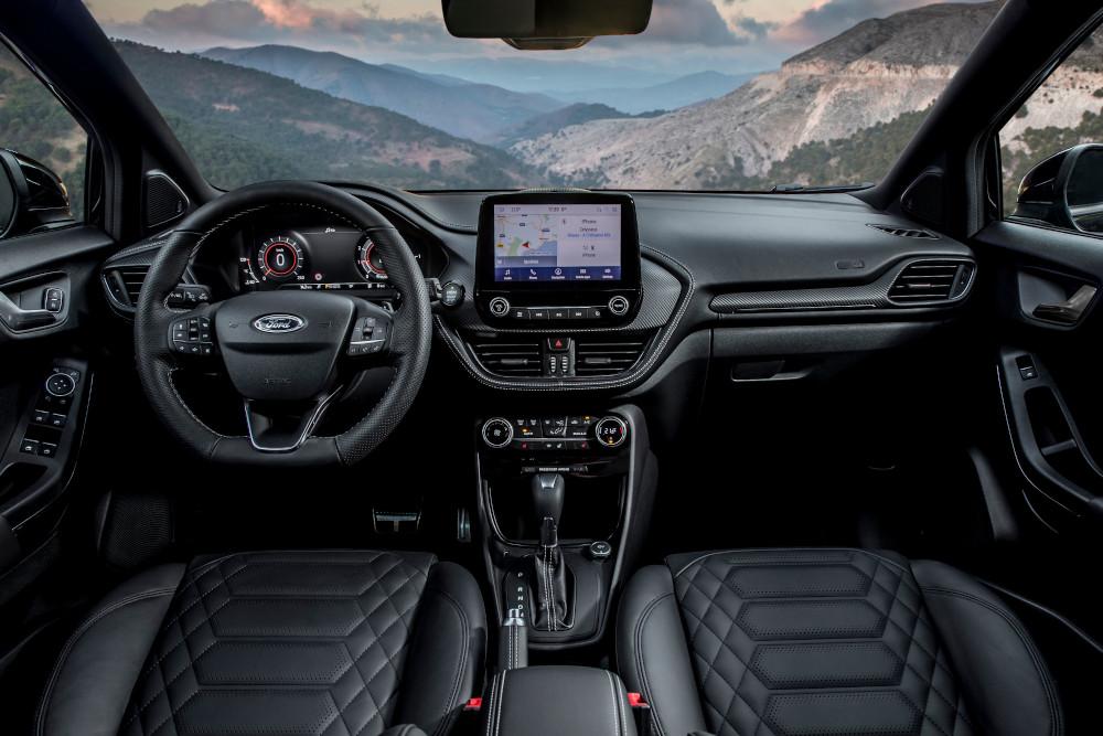 Αυτό είναι το νέο Ford Puma ST-Line Vignale