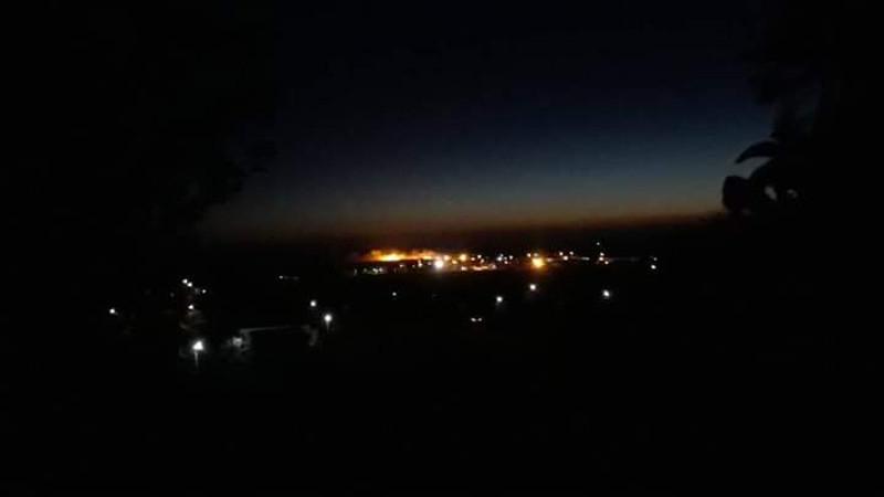 Φωτιά στη Σαμοθράκη / Φωτογραφία: XanthiNea.gr