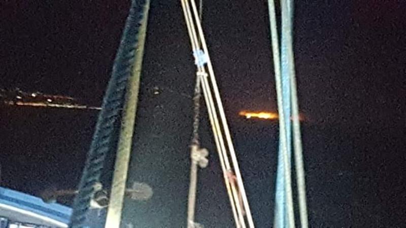 Μεγάλη πυρκαγιά στη Σαμοθράκη / Φωτογραφία: XanthiNea.gr
