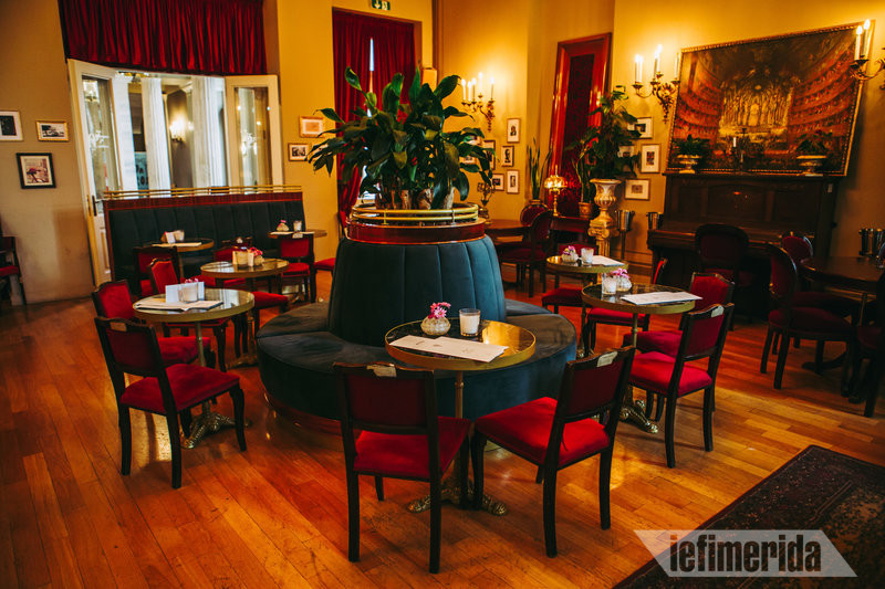 Foyer Café Bistrot σαν παριζιάνικο μπιστρό