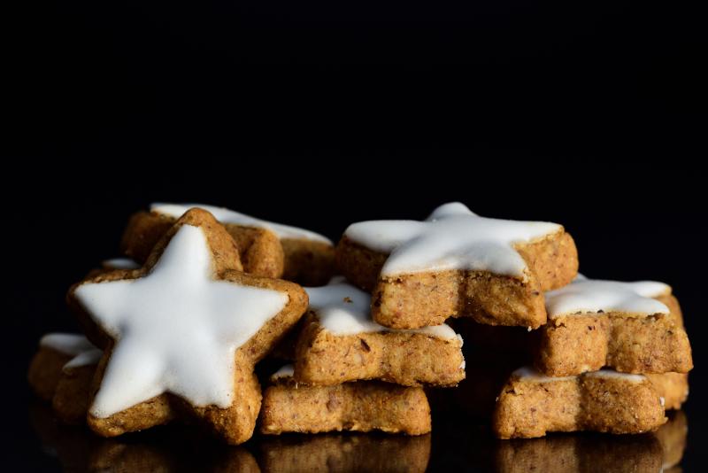 μπισκότα φουντουκιού
