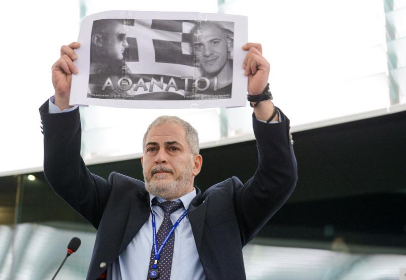 Παραιτήθηκε ο ευρωβολευτής Φουντούλης από την Χρυσή Αυγή