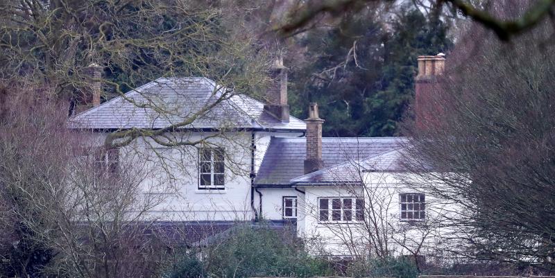Το Frogmore Cottage