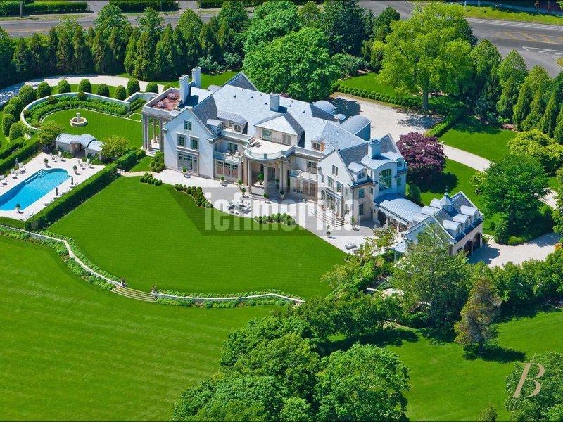 Οι πιο πλούσιοι Νεοϋορκέζοι έχουν σπίτια στο Χάμπτονς