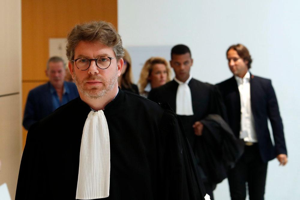 Ο δικαστής στο γαλλικό δικαστήριο που έκρινε ένοχη την πριγκίπισσα της Σαουδικής Αραβίας και τον σωματοφύλακά της