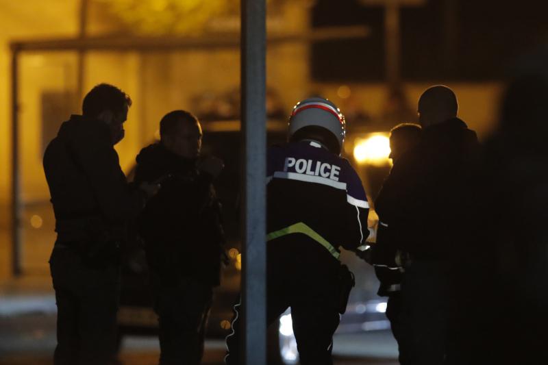αστυνομία Γαλλία αποκεφαλισμός