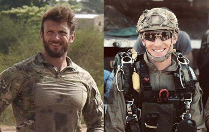 Οι Γάλλοι στρατιώτες που σκοτώθηκαν, Σεντρίκ ντε Πιερεπόν και Αλέν Μπερτονσελό