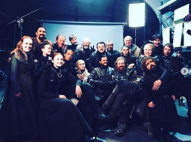 Οι πρωταγωνιστές του Game of Thrones