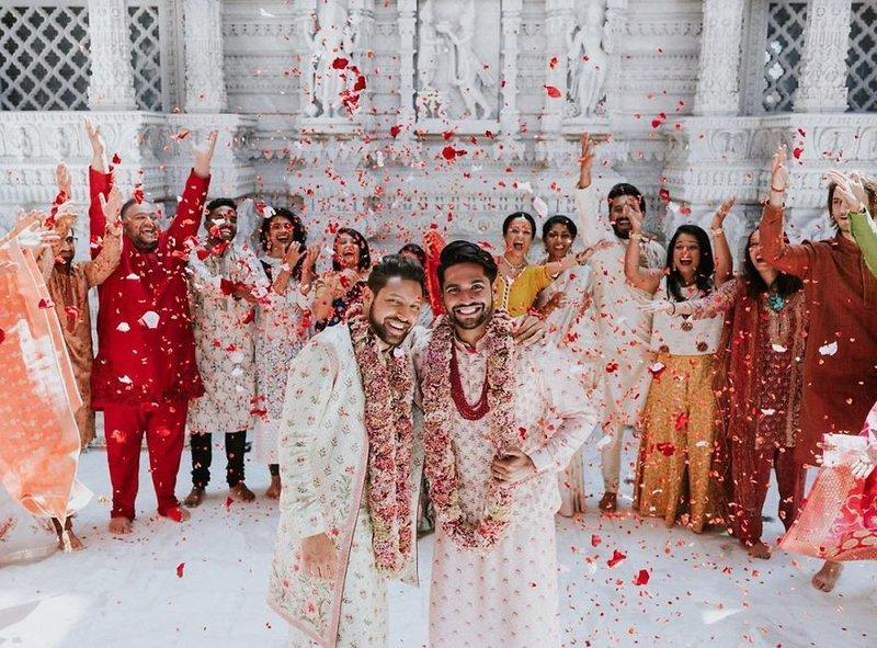 Γάμος ινδουιστών