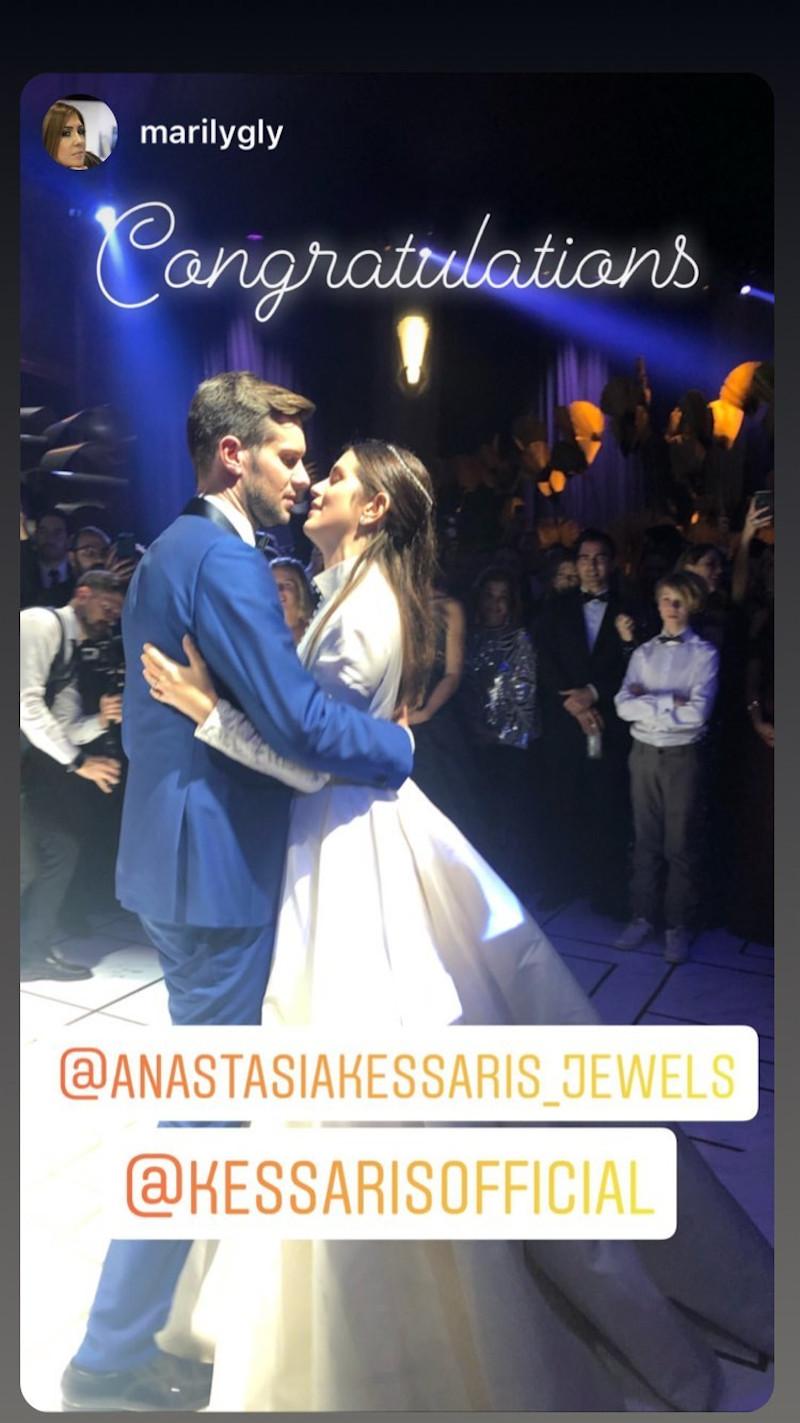 Αναστασία Καίσαρη & Thomas Persy χορός