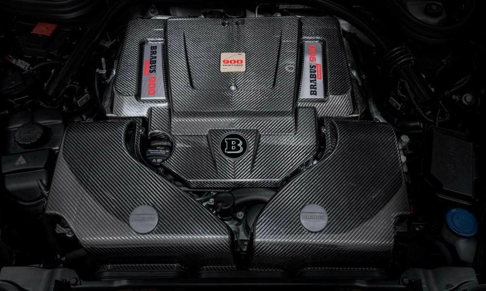 Ο V12 του G-Wagen ανέβηκε από τα 6,0 σε 6,3 λίτρα μαζί με μεγαλύτερα turbo