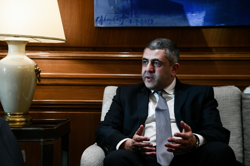 Γενικό Γραμματέα του Παγκόσμιου Οργανισμού Τουρισμού, Zurab Pololikashvili