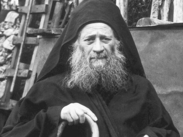Γέρων Ιωσήφ ο Ησυχαστής και Σπηλαιώτης