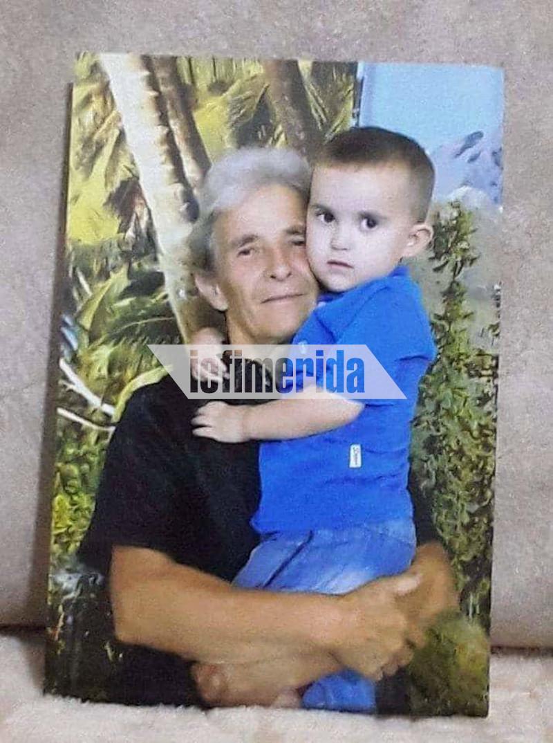 Γιαγιά και εγγονός που χάθηκαν στον σεισμό
