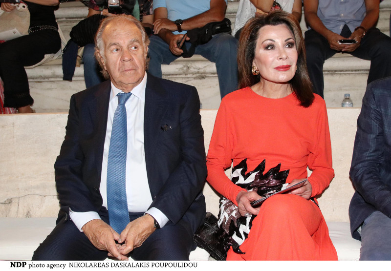 Θεόδωρος Αγγελόπουλος, Γιάννα Αγγελοπούλου στο Ηρώδειο 9-2019