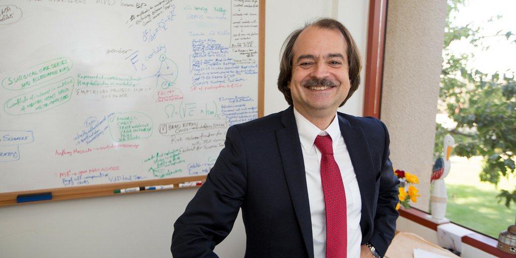 Καθηγητής Γιάννης Ιωαννίδης