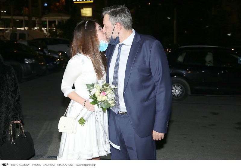 γάμος Γιάννη Καλλιάνου