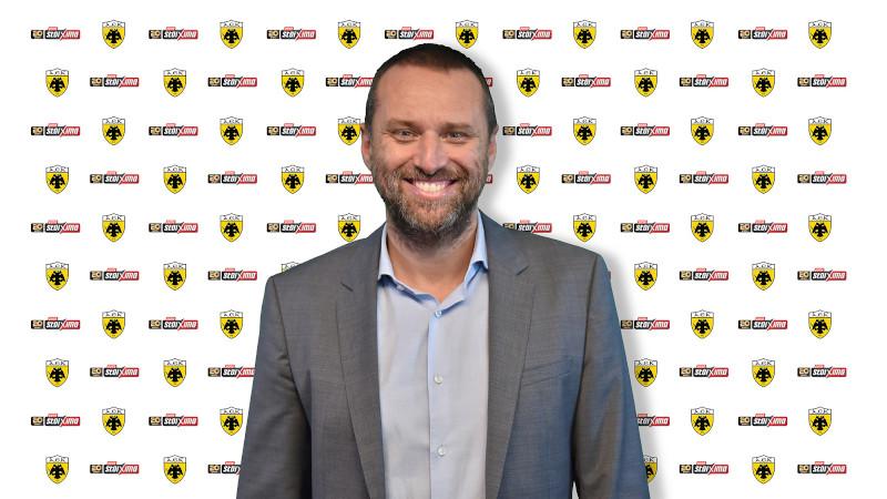 Ο Διευθυντής Marketing, Επικοινωνίας και Χορηγιών του ΟΠΑΠ, Γιάννης Ρόκκας