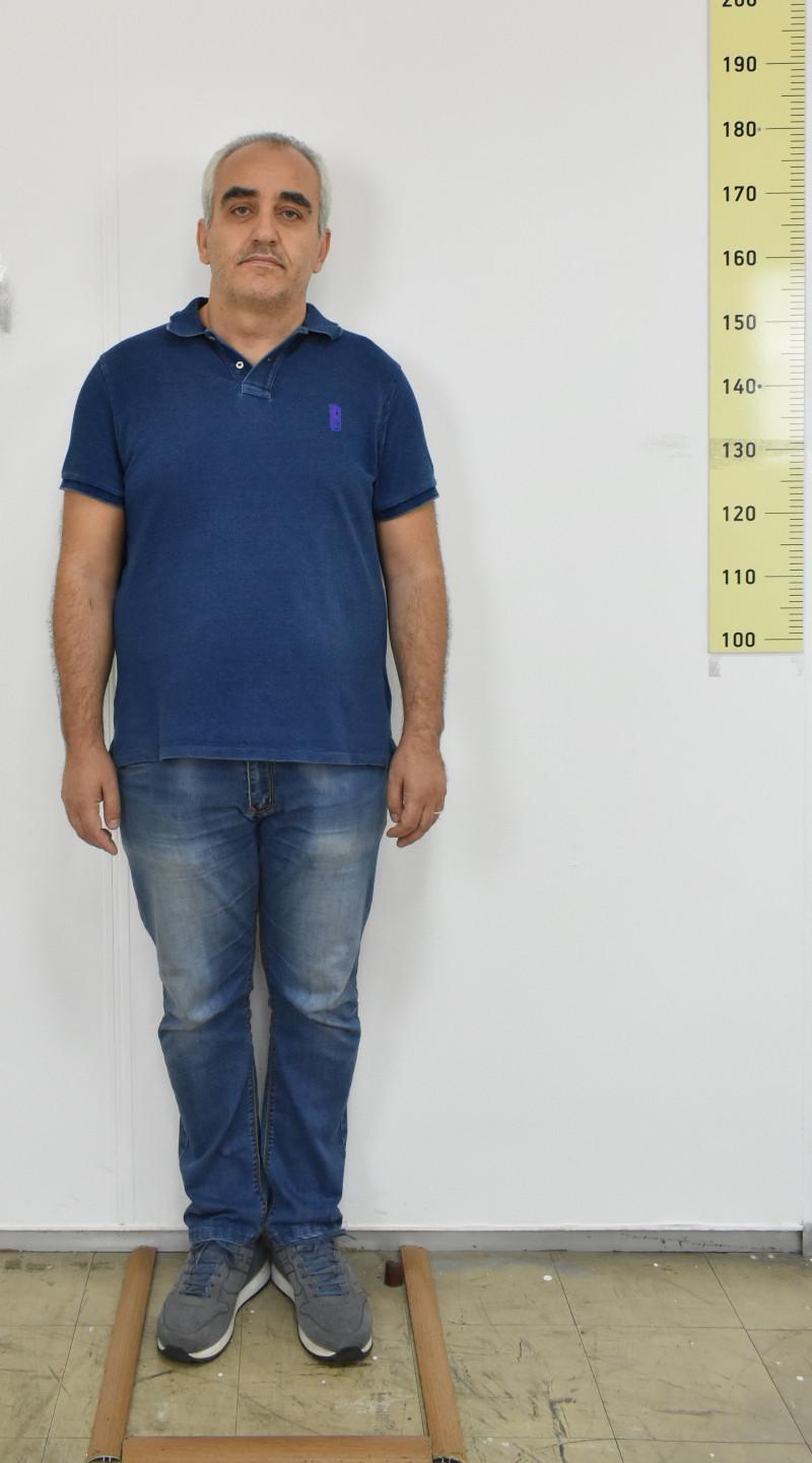 Αυτός είναι ο ψευτογιατρός Νίκος Κοντοστάθης, σε εικόνες που έδωσε η αστυνομία στη δημοσιότητα