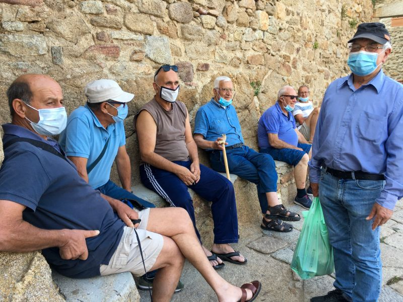 Νησί Τζίλιο Ιταλία covid-free
