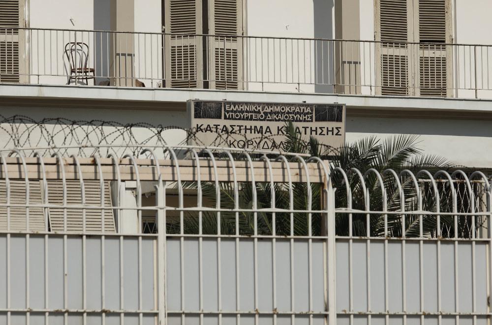 Υπό έλεγχο τέθηκε το μεσημέρι της Τρίτης η εξέγερση στις φυλακές Κορυδαλλού