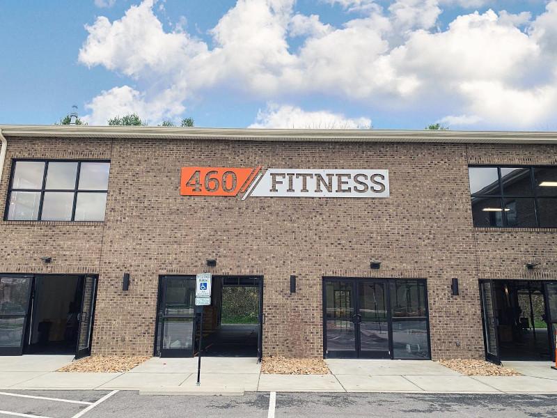 Το συγκεκριμένο γυμναστήριο στην Βιρτζίνια των ΗΠΑ
