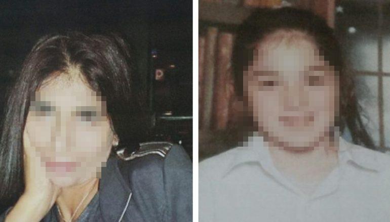 H μητέρα από την Ρουμανία, Livia Florentina Bunea 36 ετών και η 8χρονη κόρη της Elena Natalia Bunea.