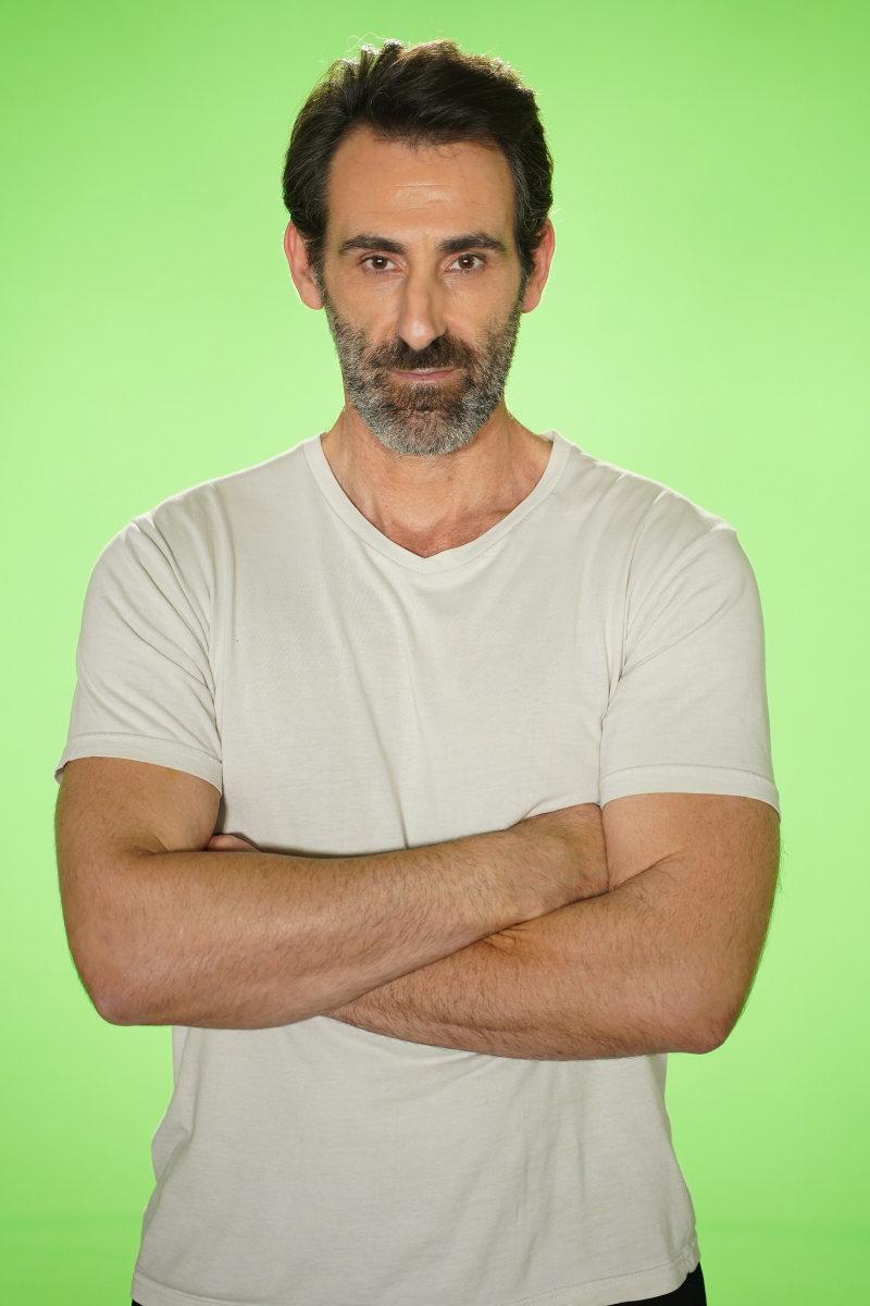Γιώργος Κοψιδάς, 45 ετών, ηθοποιός