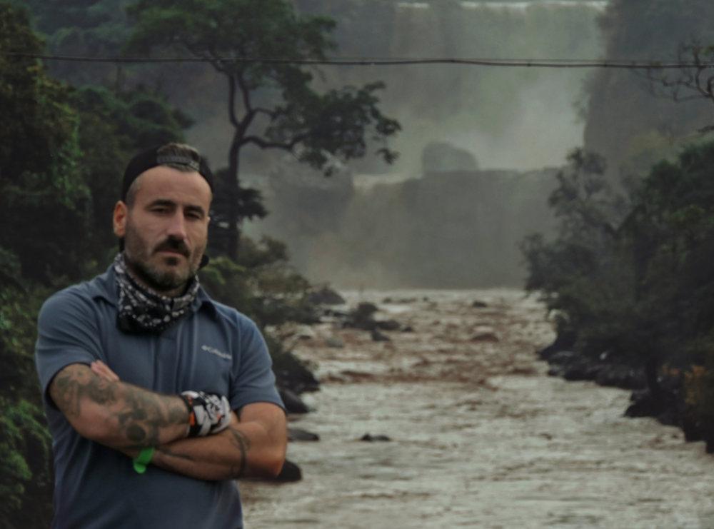 Ο Γιώργος Μαυρίδης σε στιγμιότυπο από την εκπομπή του στο OPEN