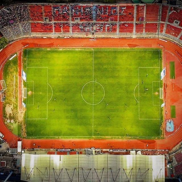 Το γήπεδο του Πανιωνίου