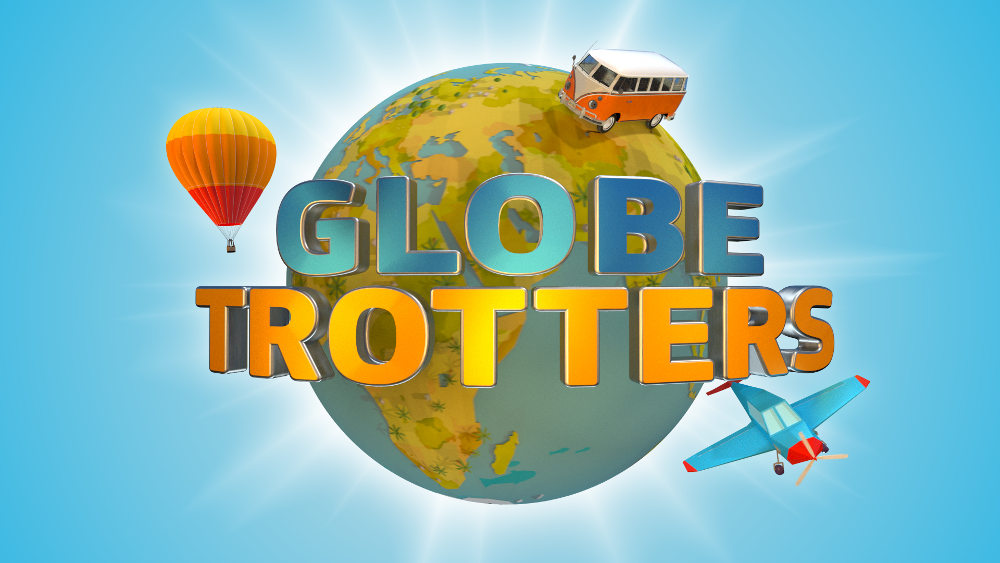 Το λογότυπο της νέας ταξιδιωτικής εκπομπής του STAR, Globetrotters