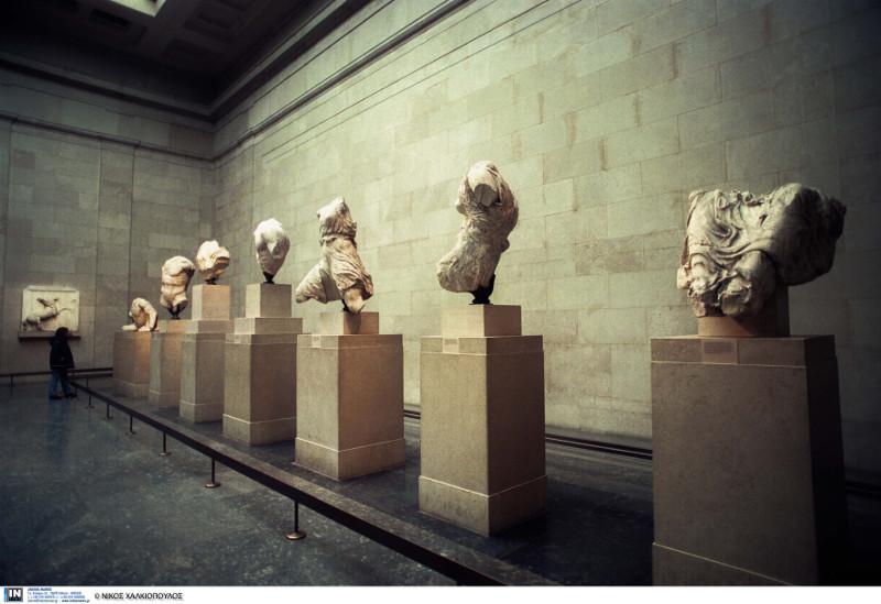 Οχι του Βρετανικού Μουσείου στην πρόταση Μητσοτάκη για δανεισμό των γλυπτών του Παρθενώνα