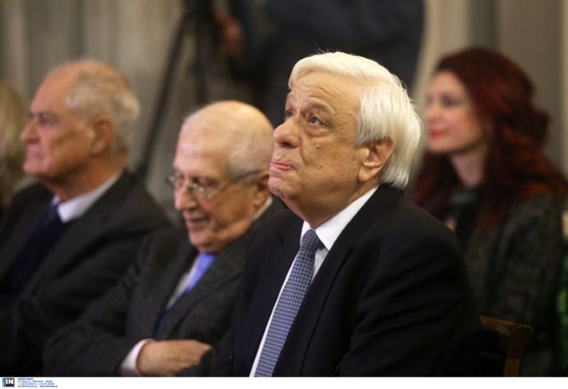 Παυλόπουλος για τα γλυπτά του Παρθενώνα: Κανείς σοβαρός άνθρωπος δεν στηρίζει το Βρετανικό μουσείο