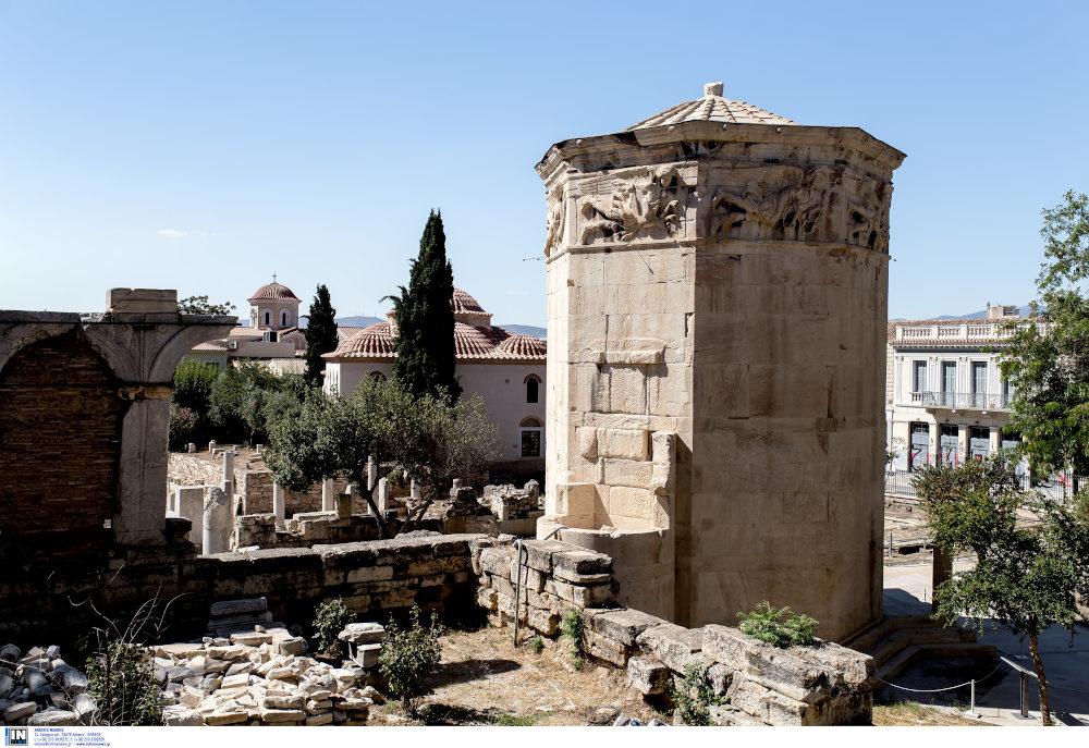 Πλάι στους «Αέρηδες στέκει ό, τι απέμεινε από τον Μεντρεσέ της Αθήνας