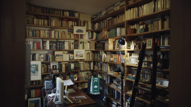 Το γραφείο του Κωστή Παπαγιώργη