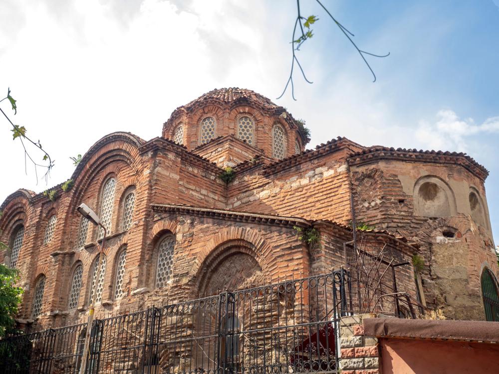 Το Γκιουλ Τζαμί, ο ναός της Αγίας Θεοδοσίας όπου εικάζεται πως βρίσκονται τα λείψανα του Κωνσταντίνου Παλαιολόγου