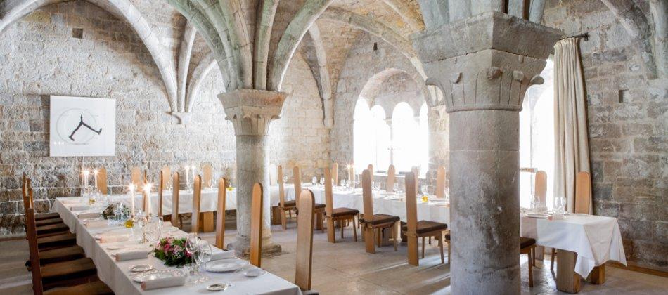 Το βραβευμένο εστιατόριο στο Αββαείο της Σελ