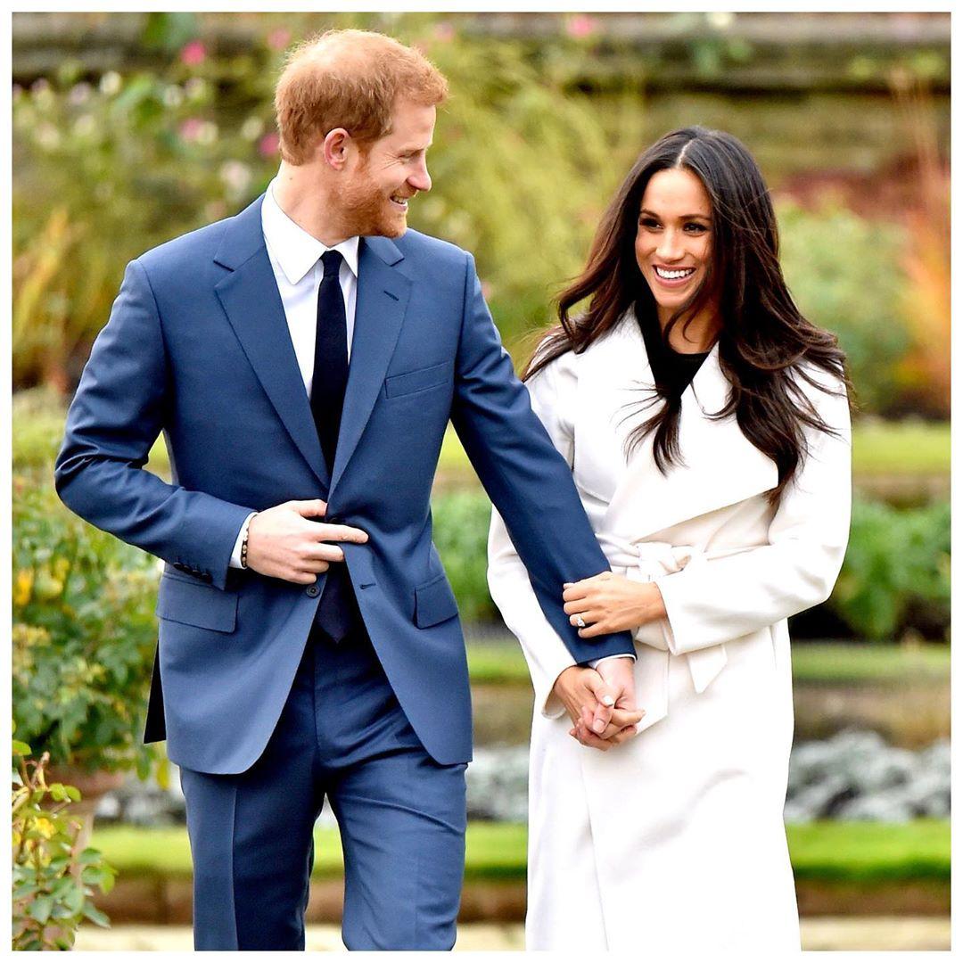 Το 2017 πρίγκιπας Χάρι και Μέγκαν Μαρκλ ανακοίνωσαν ότι αρραβωνιάστηκαν