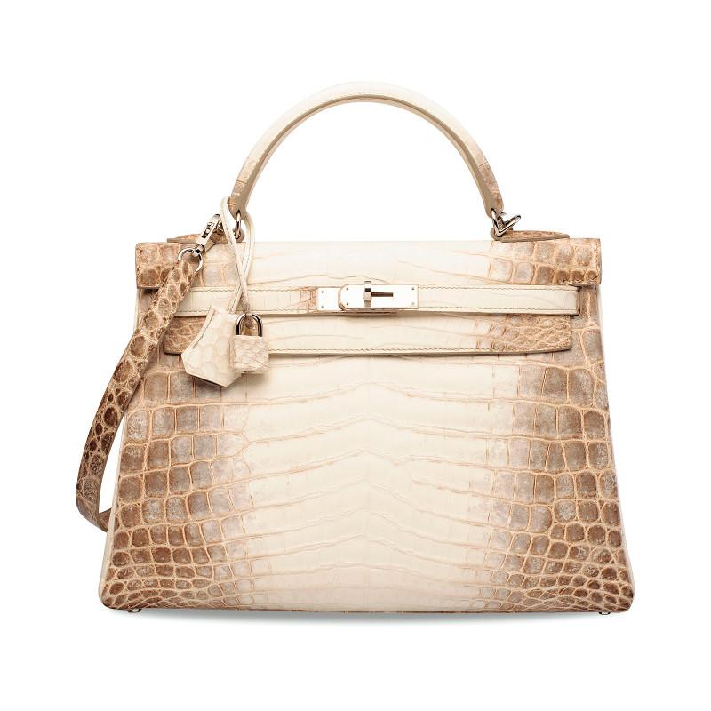 Η τσάντα Hermès Himalayan Crocodile που κοστίζει πάνω από 140.000 δολάρια