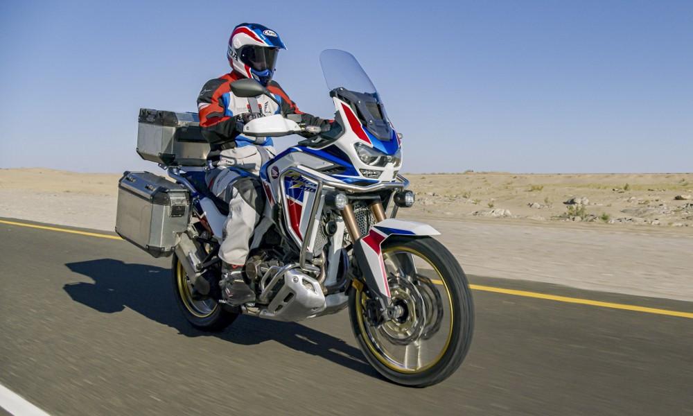 Νέα Honda Africa Twin Adventure Sports