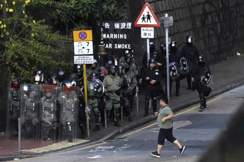 Αστυνομικές δυνάμεις στους δρόμους της χώρας