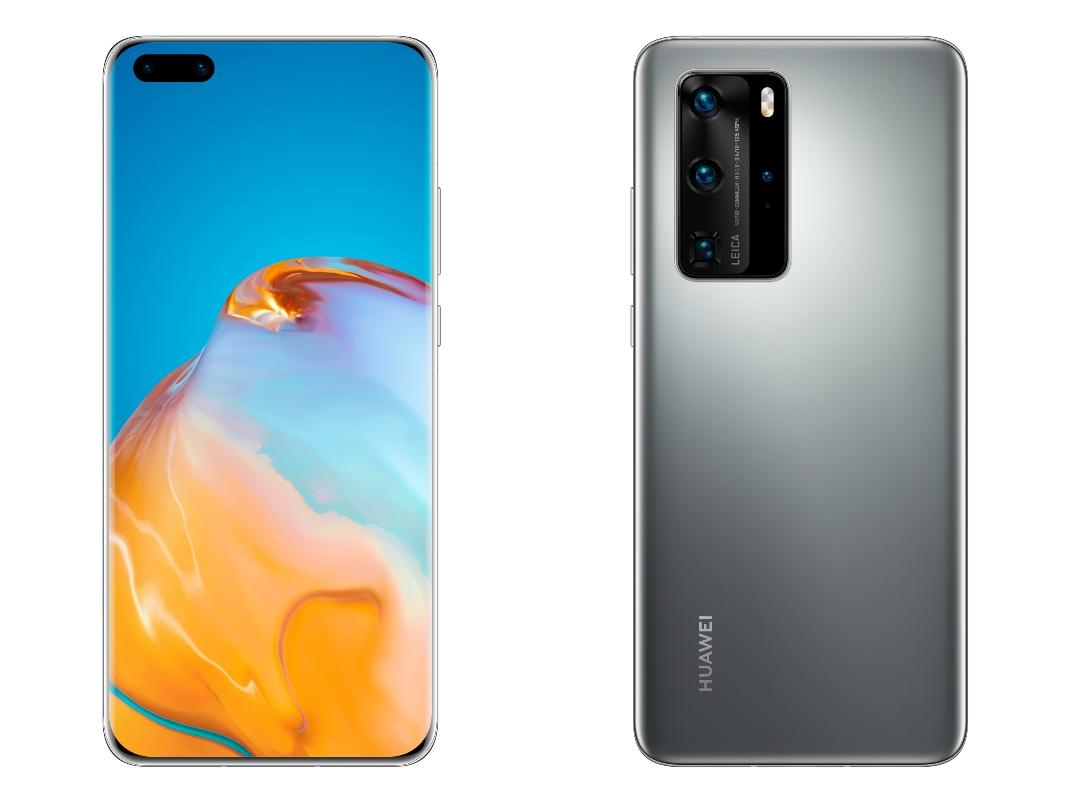 Το P40 Pro της Huawei